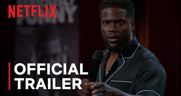 Kevin Hart to Release New Stand Up Special 'Zero F*cks Given' on Tuesday