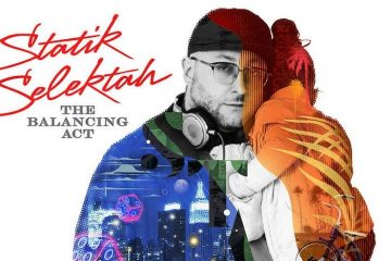 Statik Selektah Releases New Album 'The Balancing Act'
