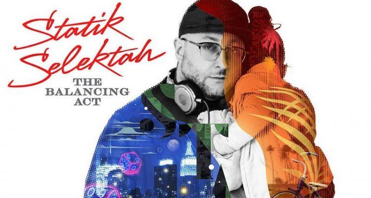 Statik Selektah Releases New Album 'The Balancing Act'