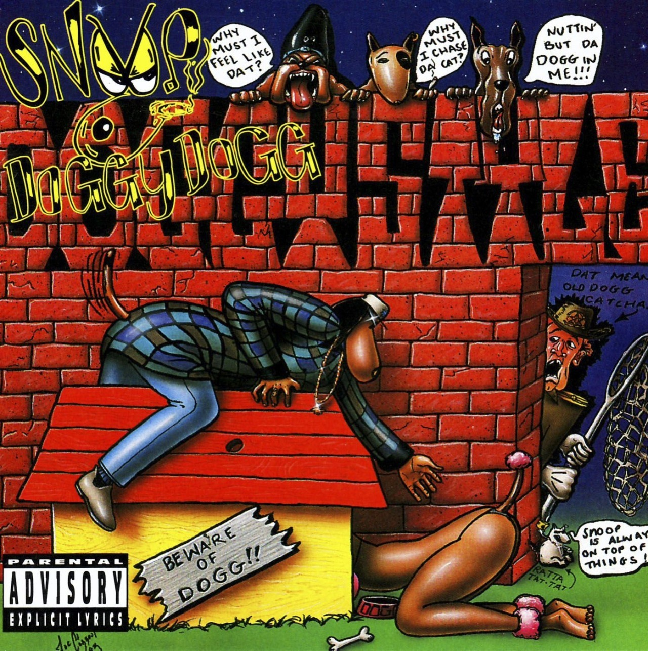 Today in Hip-Hop History: Snoop Dogg Drops Debut Album 'Doggystyle' 27 Years Ago