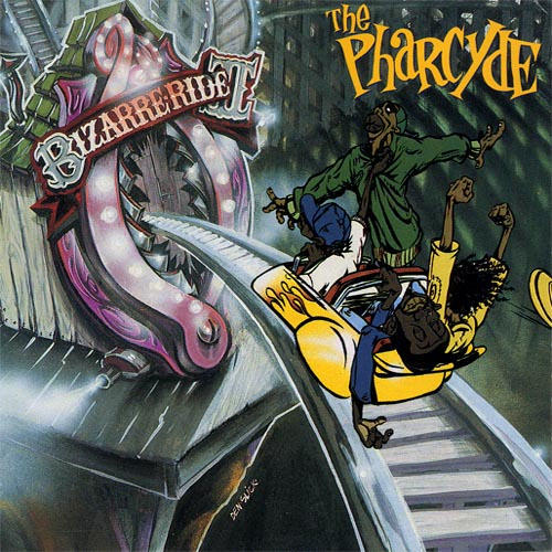Today in Hip-Hop History: The Pharcyde Drops Their Debut LP 'Bizarre Ride II The Pharcyde' 28 Years Ago