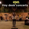 Polo G Turns a Basketball Court into a Stage for NPR Tiny Desk (Home) Concert