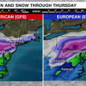 East Coast Residents Brace for Powerful Winter Storm, Threatening Power Outages