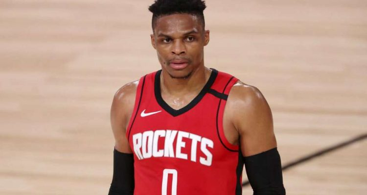 russell westbrook changing jersey number