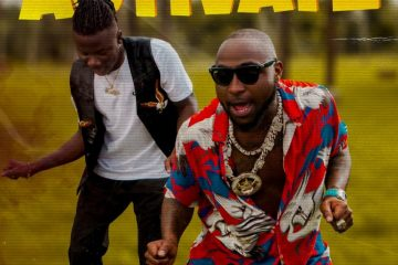 Davido and Stonebwoy collide on activate