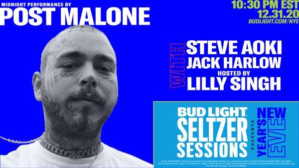 Bud Light Seltzer Session NYE 2021 Hero Image