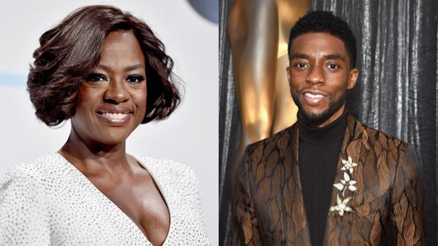 Chadwick Boseman and Viola Davis to Be Honored at 2020 Gotham Awards