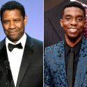 Denzel Washington Says He Encouraged Chadwick Boseman to Marry His Wife