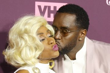 Diddy Gifts His Mother 1 Million Check and Bentley for Her 80th Birthday