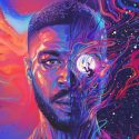 Kid Cudi Releases New Album 'Man on the Moon III: The Chosen'