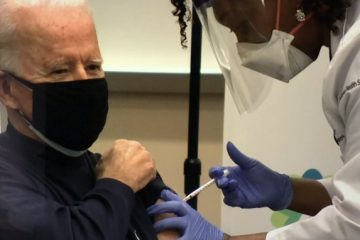 President-Elect Joe Biden Received COVID-19 Vaccine