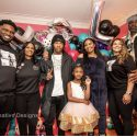 Lil Baby Helped Throw Birthday Party for George Floyd's Daughter
