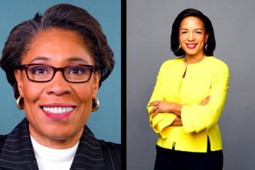 Congresswoman Marcia Fudge and Ambassador Susan Rice Announced as Key Members of President-elect Biden's Administration