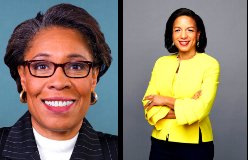 Congresswoman Marcia Fudge and Ambassador Susan Rice Announced as Key Members of President-elect Biden's Administration