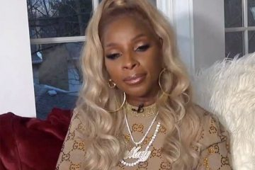 Mary J. Blige Says She Wont Deprive Myself of Love After Divorce But Prefers Being Single Than Making The Same Mistakes Over and Over