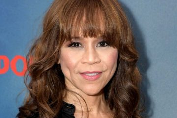 Rosie Perez Details Her Experience With COVID 19 Last Year