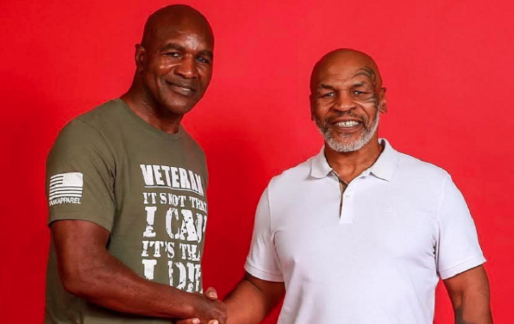 [WATCH] Evander Holyfield: A Fight With Mike Tyson Looks Like It's Gonna Happen