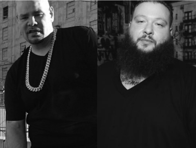 [WATCH] Fat Joe and Action Bronson Talk NYC Graffiti On IG Live