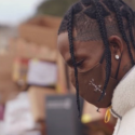 Travis Scott Hosts Toy Drive in Houston
