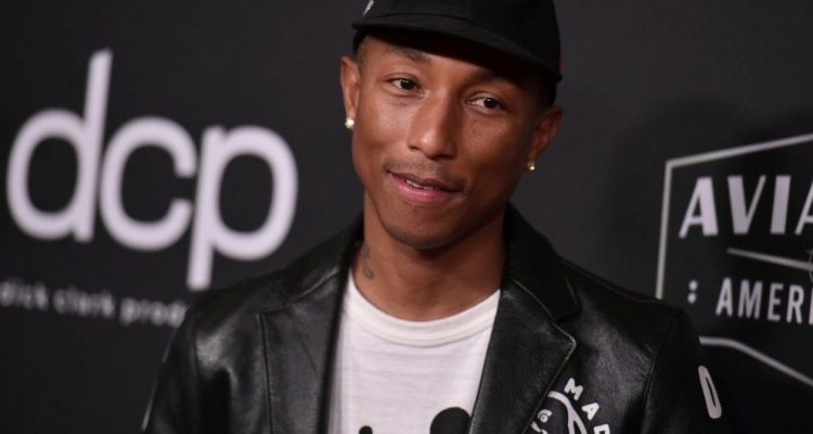 Pharell Launches Black Ambition