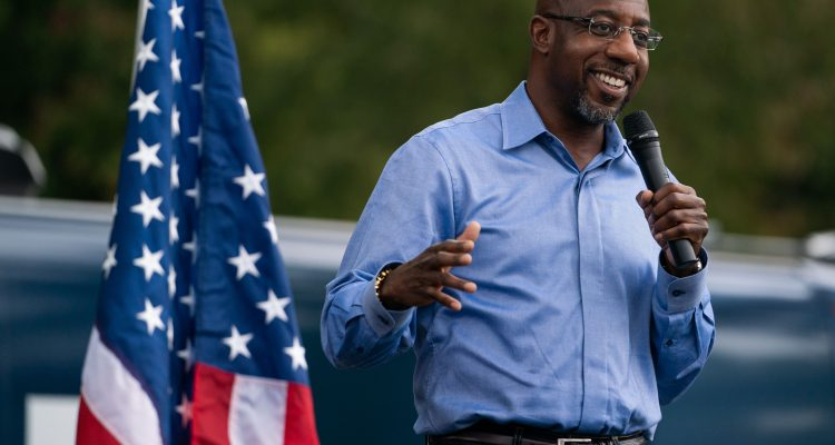 Rev. Warnock on Possibly Winning Runoff: 'A tremendous honor'
