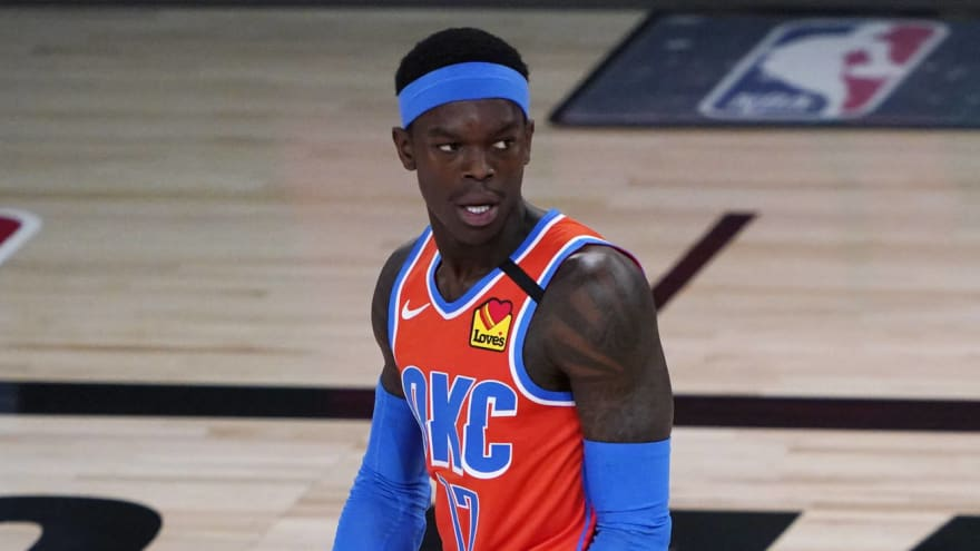 SOURCE SPORTS: Newest Laker Dennis Schroder Believes He Should Be The Starting Point Guard