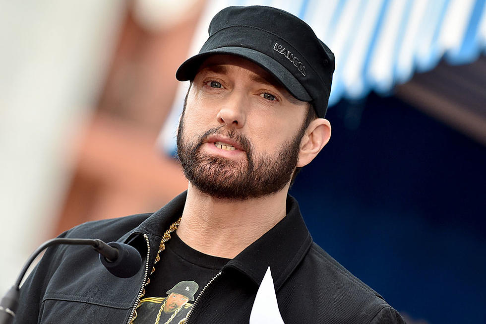 Eminem Unleashes Surprise Drop: 'Music To Be Murdered By – Side B'