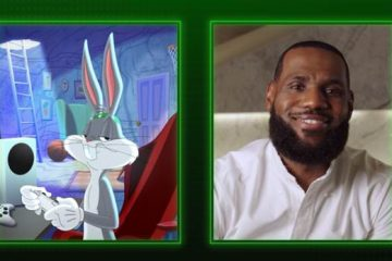 LeBron James, Bugs Bunny and Xbox Challenge Fans to Make Space Jam: A New Legacy Video Game