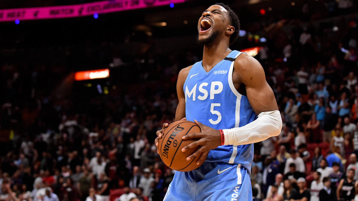 SOURCE SPORTS: T-Wolves Malik Beasley Suspended 12 Games by NBA