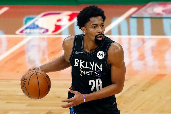 SOURCE SPORTS: Spencer Dinwiddie Reminds a Fan On Twitter He Still On The Nets
