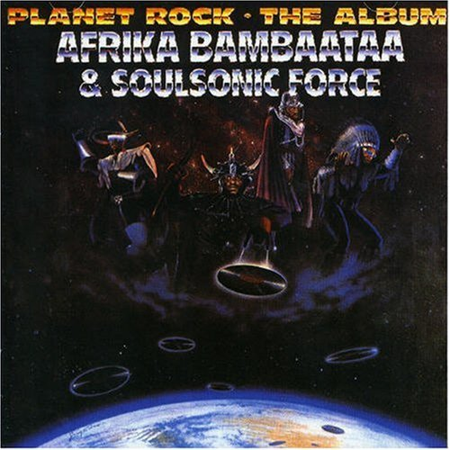 Today in Hip-Hop History: Afrika Bambaataa and The Soulsonic Force Dropped 'Planet Rock: The Album' 34 Years Ago