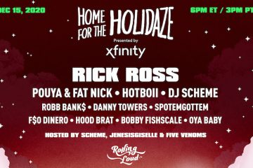 Rolling Loud to Host 'Home For The Holidaze' with Rick Ross