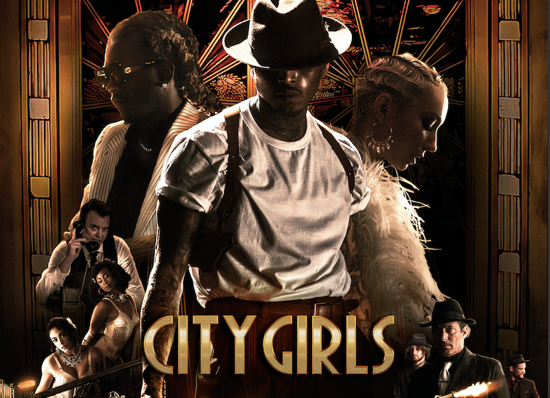 Chris Brown and Young Thug Unite for 'City Girls' Mini Movie