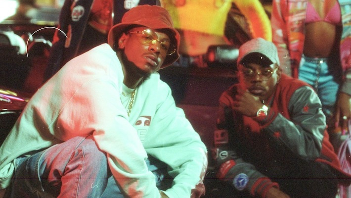 Westside Boogie & Joey Bada$$ Head 'Outside' for New Collab