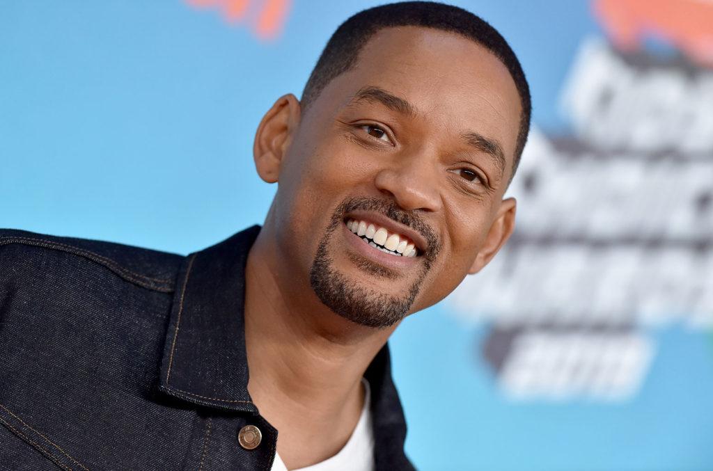 "Will Smith ""Emancipation"" Movie Shut Down Due To COVID-19"