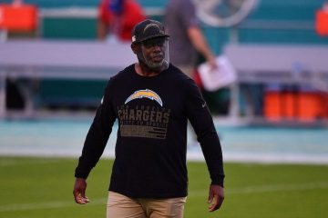 L.A. Chargers Fire Head Coach Anthony Lynn