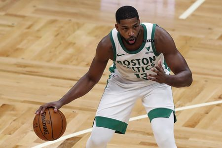 the Boston Celtics are without their entire frontcourt rotation for Friday night's game against the Washington Wizards.