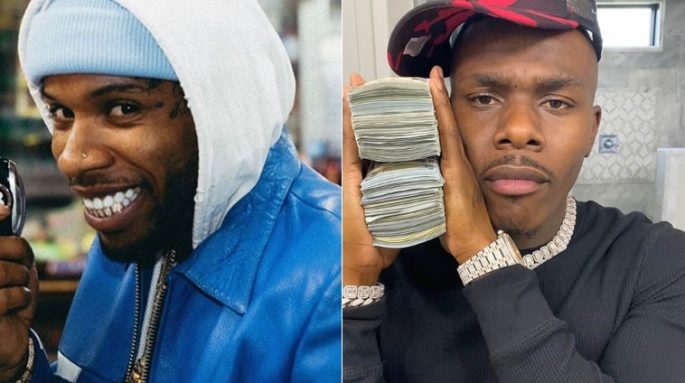 """[WATCH] Tory Lanez and DaBaby Link Up For """"SKAT"""""""