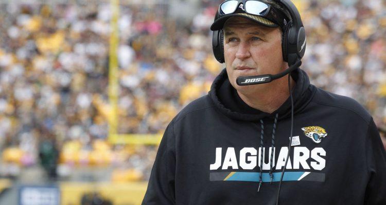 Jaguars Fire Head Coach Doug Marrone | The Source