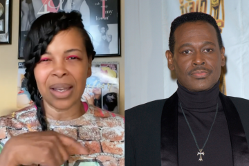 En Vogues Dawn Robinson Recalls When Luther Vandross Called The Cops on The Group