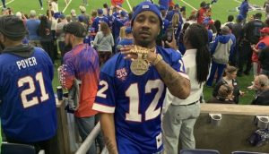 Benny the Butcher Teams with Buffalo Bills for New Anthem