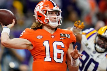 Trevor Lawrence Officially Declares for NFL Draft