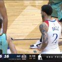LaMelo Ball Beats Lonzo Ball in First NBA Matchup