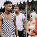 """Yung Bleu Compares 21 Savage's Outfit to """"101 Dalmations"""""""