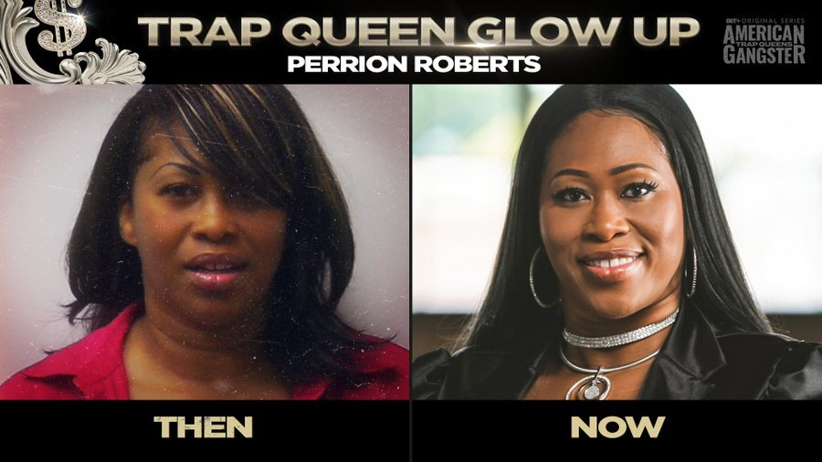 BET's 'American Gangster: Trap Queen' Highlights The Legacy of Alabama Queen Pin Perrion Roberts