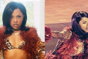 Lil Kim Wants Teyana Taylor to Portray Her in Biopic Theres Nobody Else In The Industry At All