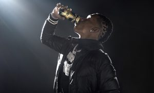 Lil Baby Appears in Teaser Trailer for RockStar Energy Super Bowl Campaign