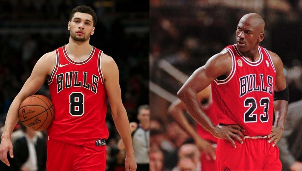 Michael Jordan Is Greatest Ever Says Bulls Star Zach LaVine