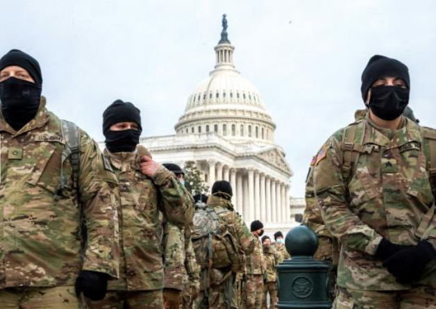 """FBI Warns of """"Armed Protests"""" Being Planned At All 50 State Capitols And D.C. During Inauguration Week"""