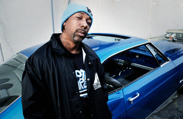 MC Eiht Checks in On IG From Hospital Bed
